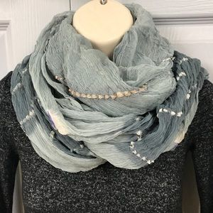 🎈4/$25 Boho OMBRE scarf WRAP cover up TIE DYE